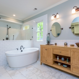 Aging in Place Master Bedroom Suite in Apex NC