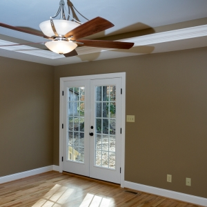 Master Bedroom Addition and Home Office in Raleigh, NC