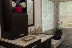 Award Winning Spa-Style Master Bath in Holly Springs, NC