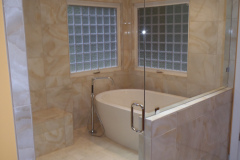 Raleigh Euro Shower and Bath