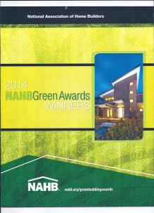 2014 National Green Building Award 1 001