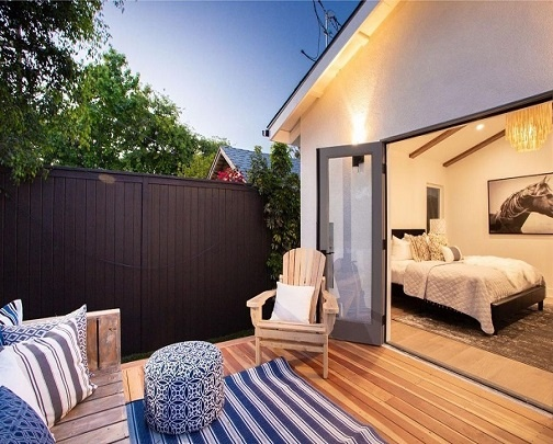 Renovate Primary bedroom suite