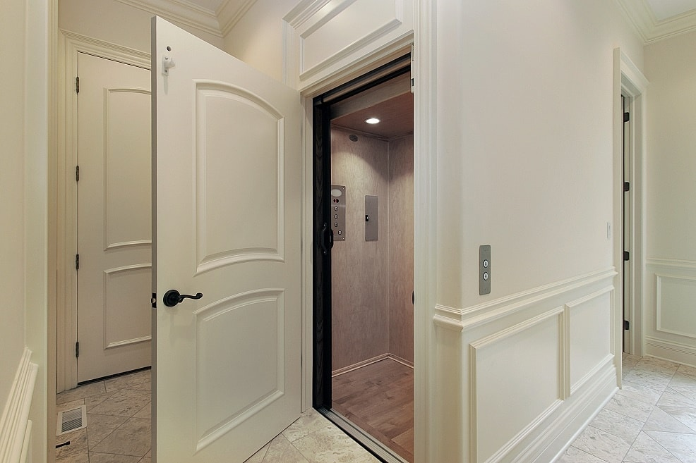 Aging-in-Place elevator home additions by Paradise Found Construction